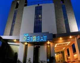 Hotel The Retreat Agra