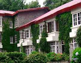 Hotel The Naini Retreat Nainital