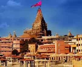 Dwarka Somnath Temple Tour