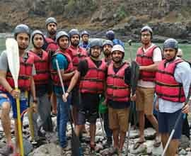 rishikesh rafting camping tour packages from rishikesh