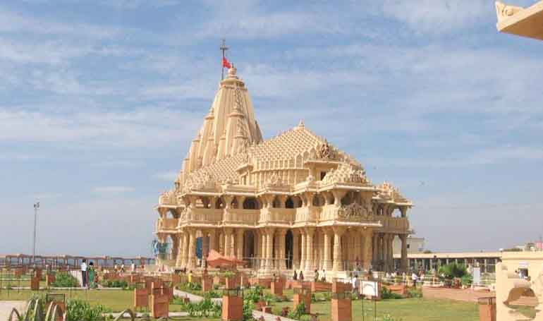 dwarka somnath gir tour package from ahmedabad