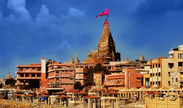 dwarka tour package from chennai