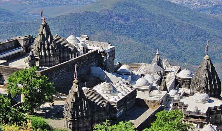 girnar temple tour package from bangalore