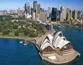 australia holiday packages from chennai
