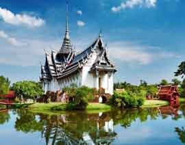 thailand tour packages from bangalore