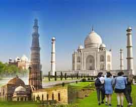 delhi agra jaipur group tour package from bangalore