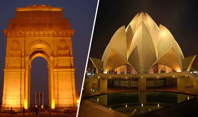 delhi-tour-package-from-bangalore