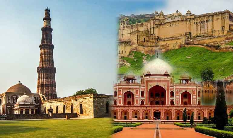 delhi-tour-package-from-hyderabad