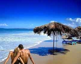 goa honeymoon package for couple from chennai