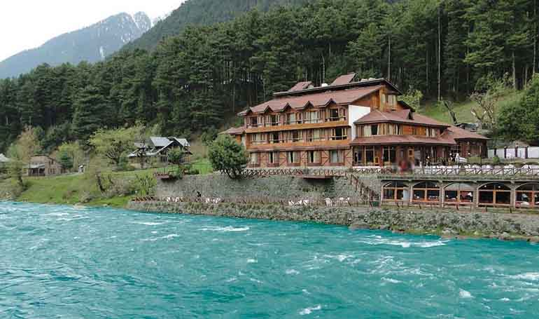 cheapest tour packages for kashmir from bangalore