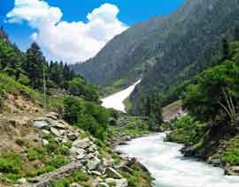 kashmir holiday packages from chennai