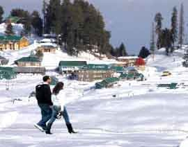 kashmir tour package for couple from mumbai
