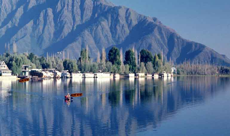 kashmir tour package from kerala