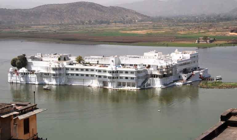 rajasthan tour package from udaipur