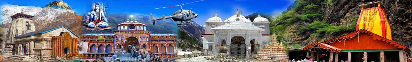 char dham helicopter package from bangalore