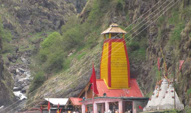 char dham yatra tour packages from ahmedabad