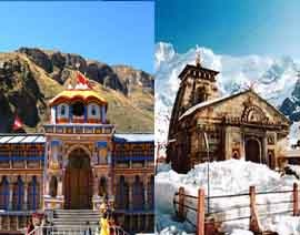 kedarnath badrinath tour package from hyderabad