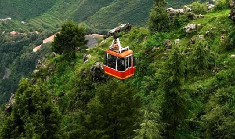 mussoorie tour packages from dehradun