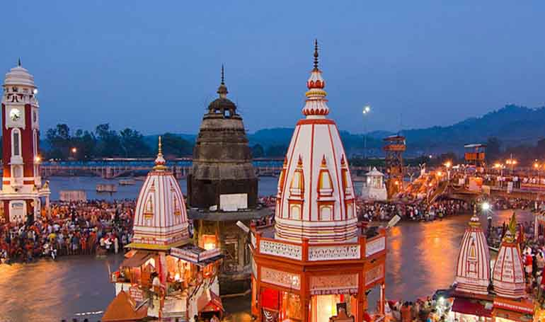 rishikesh haridwar tour package from delhi