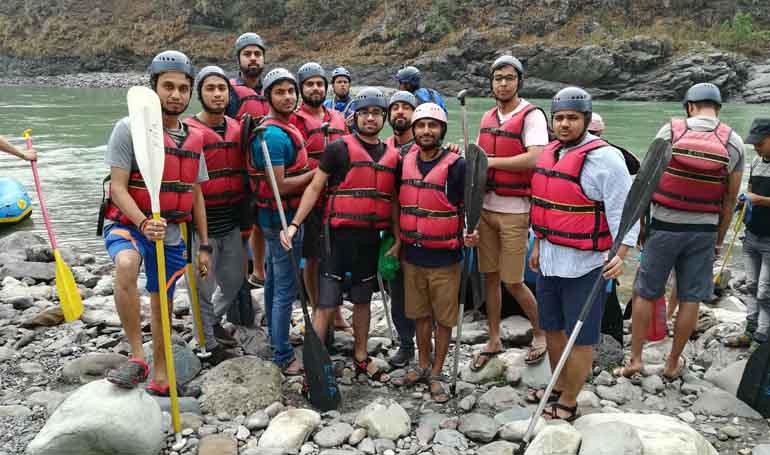 river rafting in rishikesh packages from delhi