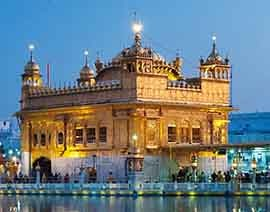 golden temple wagah border tour package from delhi